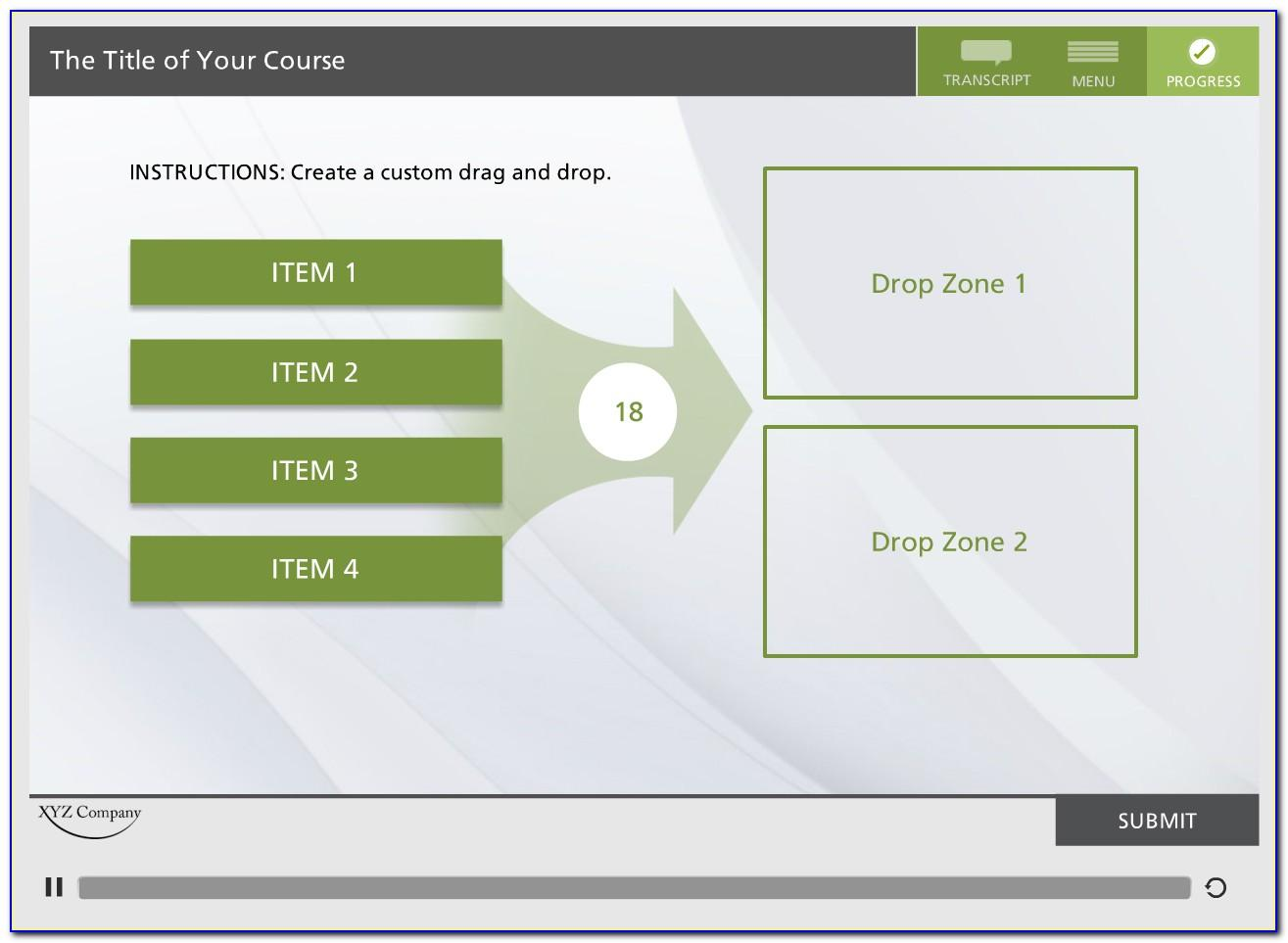 Elearning Brothers Storyline Templates