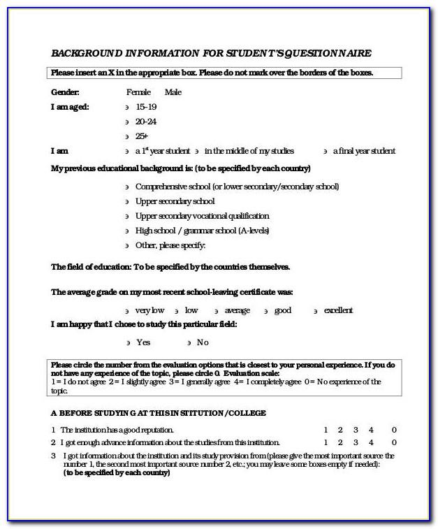 Event Satisfaction Survey Template Pdf