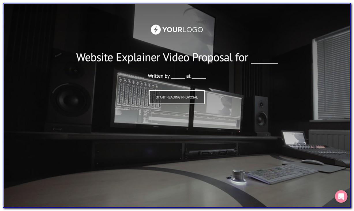 Explainer Video Template Free Download
