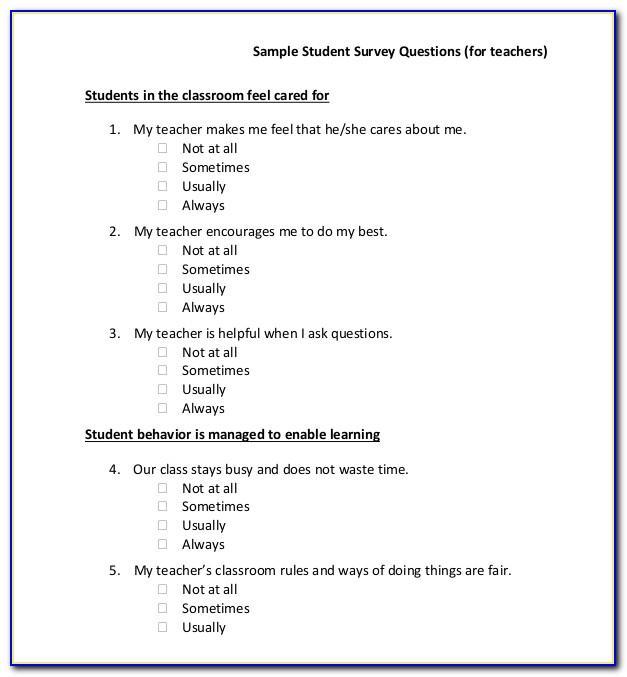 Free Client Satisfaction Survey Template