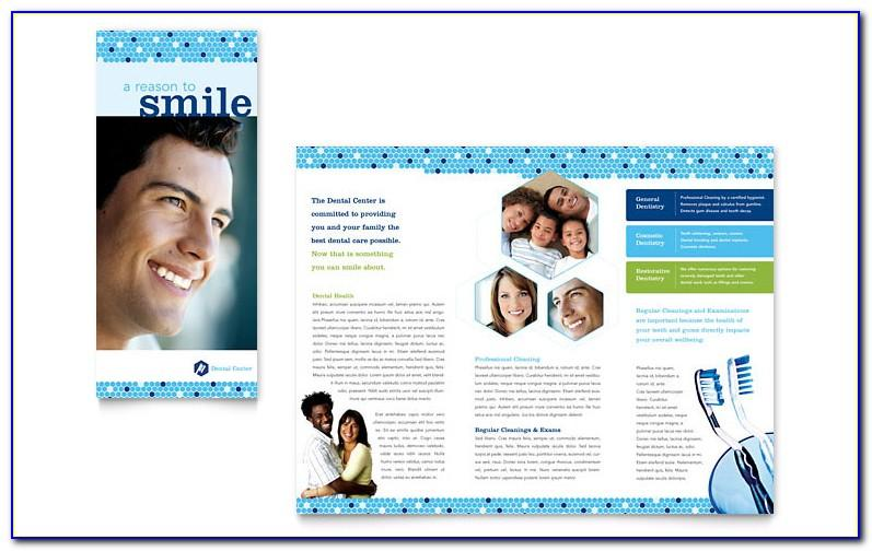 Free Dental Brochure Templates