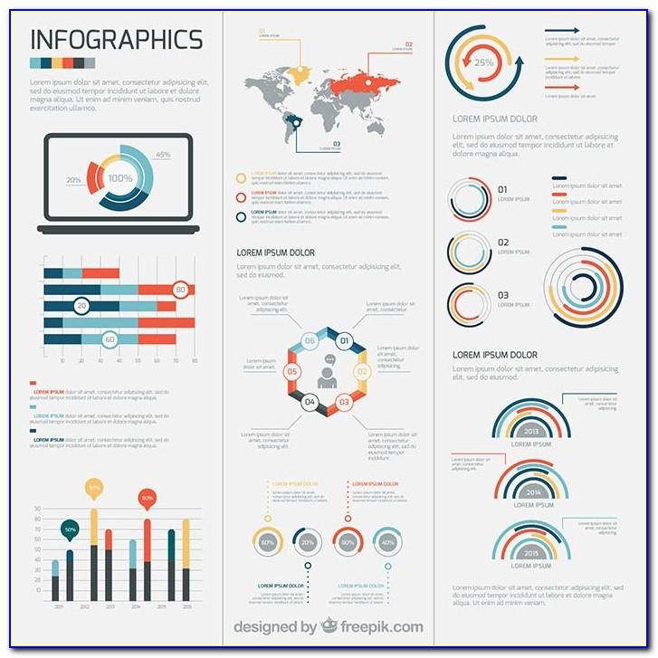 Infographic Dashboard Template Free