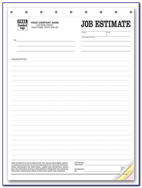 Invoice Form Builder