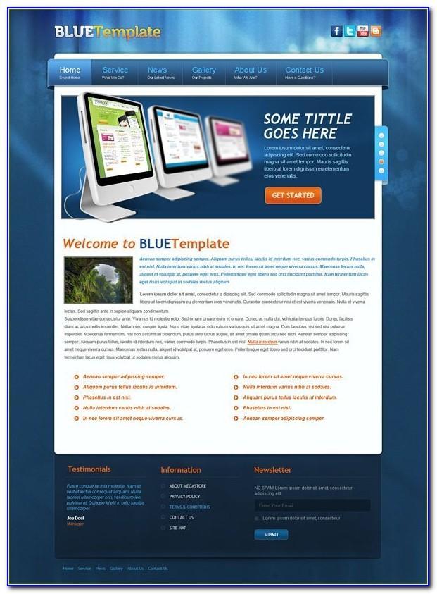 Jquery Slider Website Templates Free Download