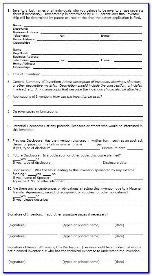Legal Forms Contracts