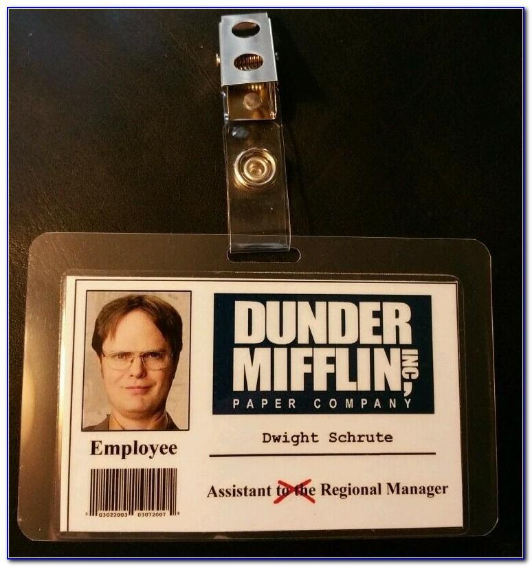 Mifflin 3x4 Name Badge Template