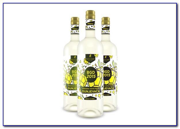 Mini Liquor Bottle Label Template Free