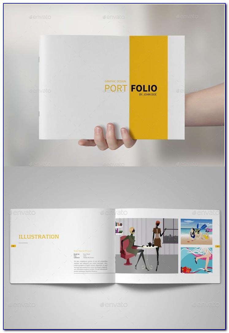 Pdf Portfolio Templates For Designers