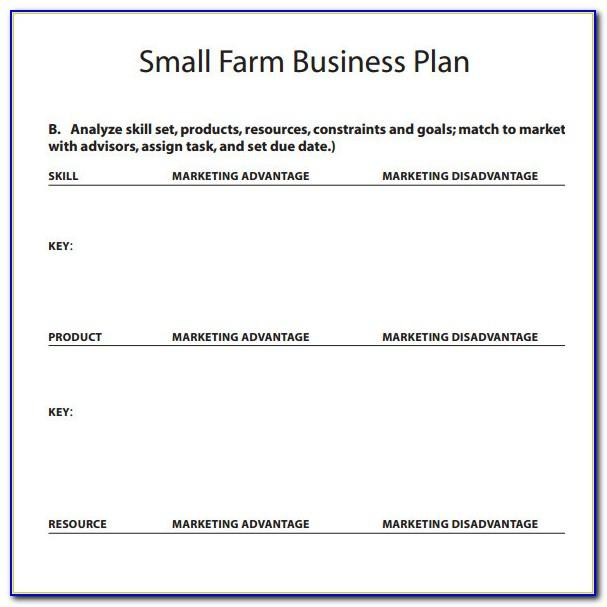 Poultry Farm Business Plan Template Pdf