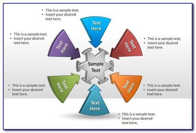Powerpoint Smartart Templates Process