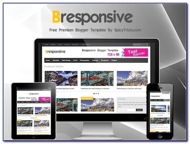 Responsive Blog Website Templates Free Download Html With Css