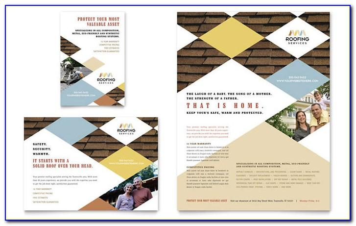 Roofing Flyer Templates Free