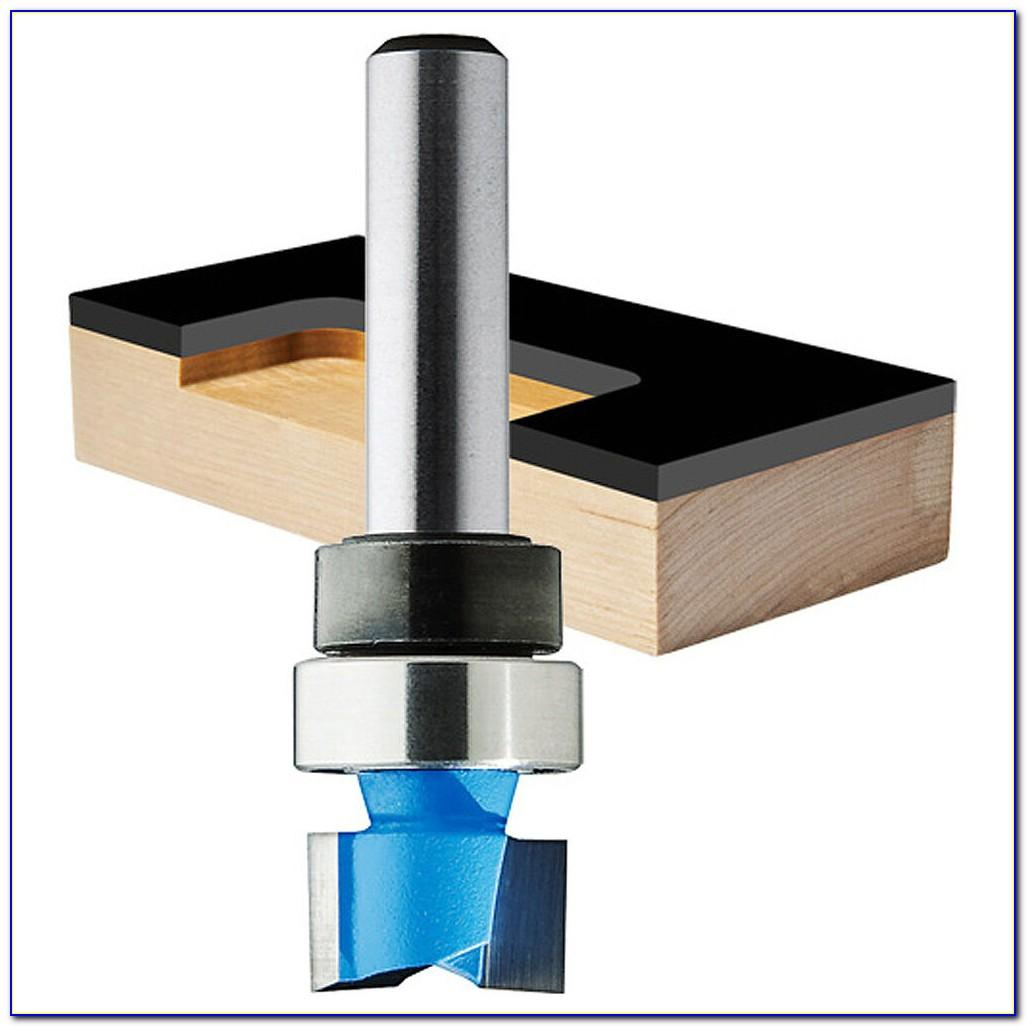 Router Bit Template Cutter