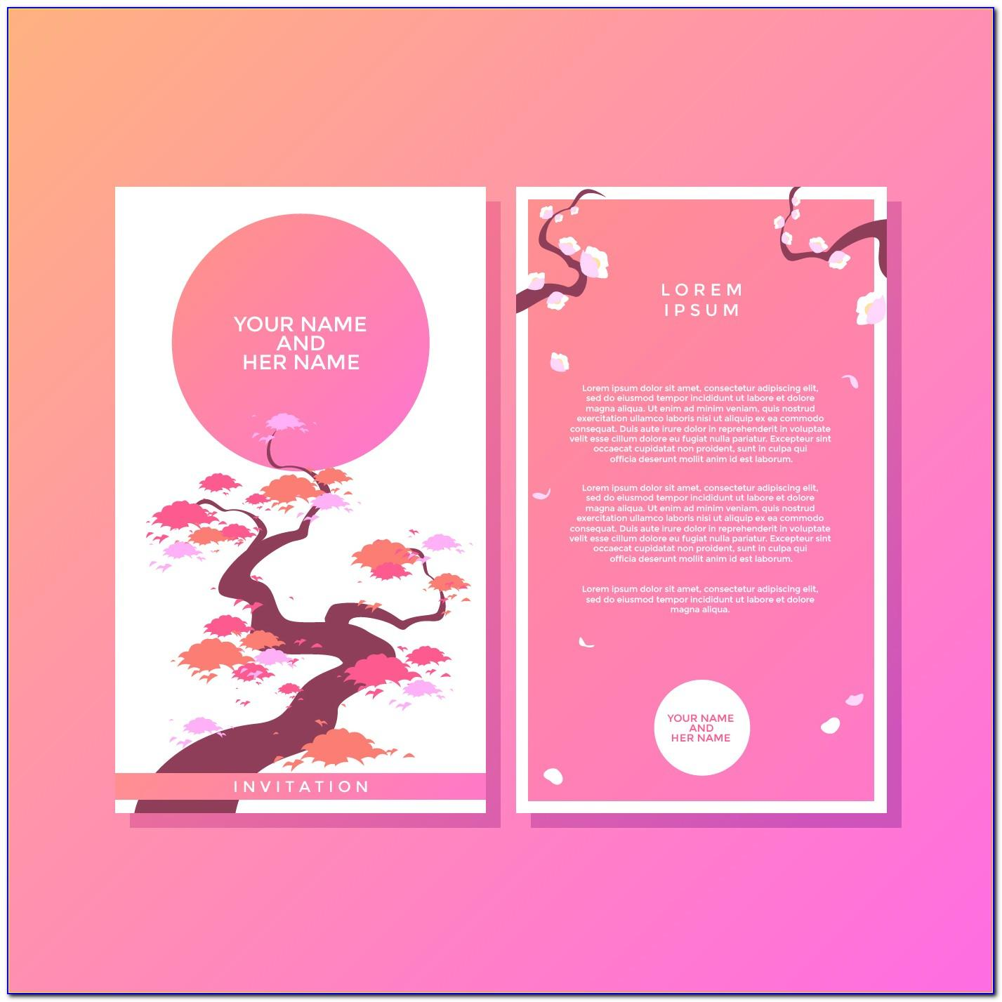 Spring Fling Invitation Templates Free