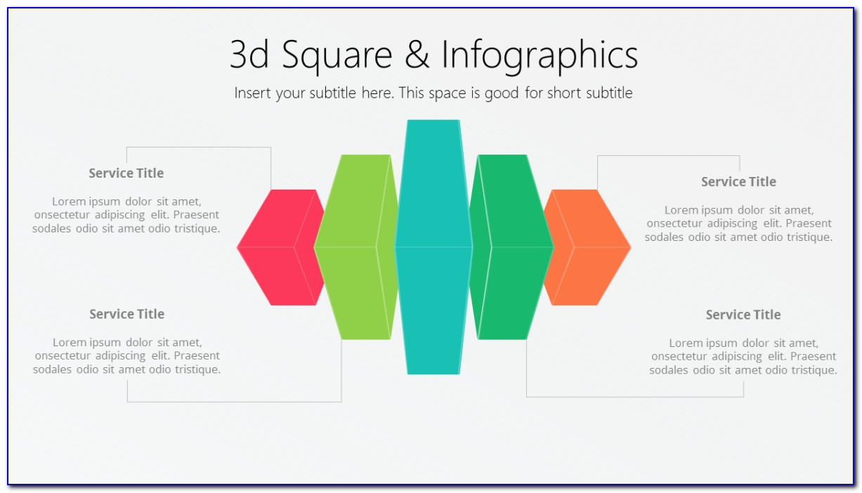 Startup Clean Pitch Deck Powerpoint Template