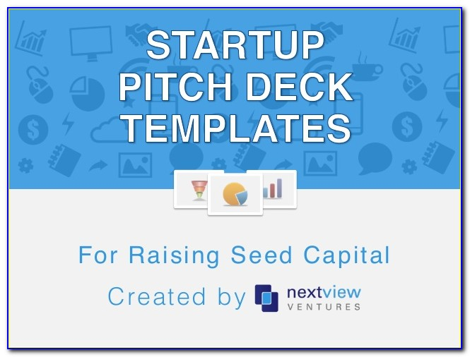 Startup Pitch Deck Ppt Template