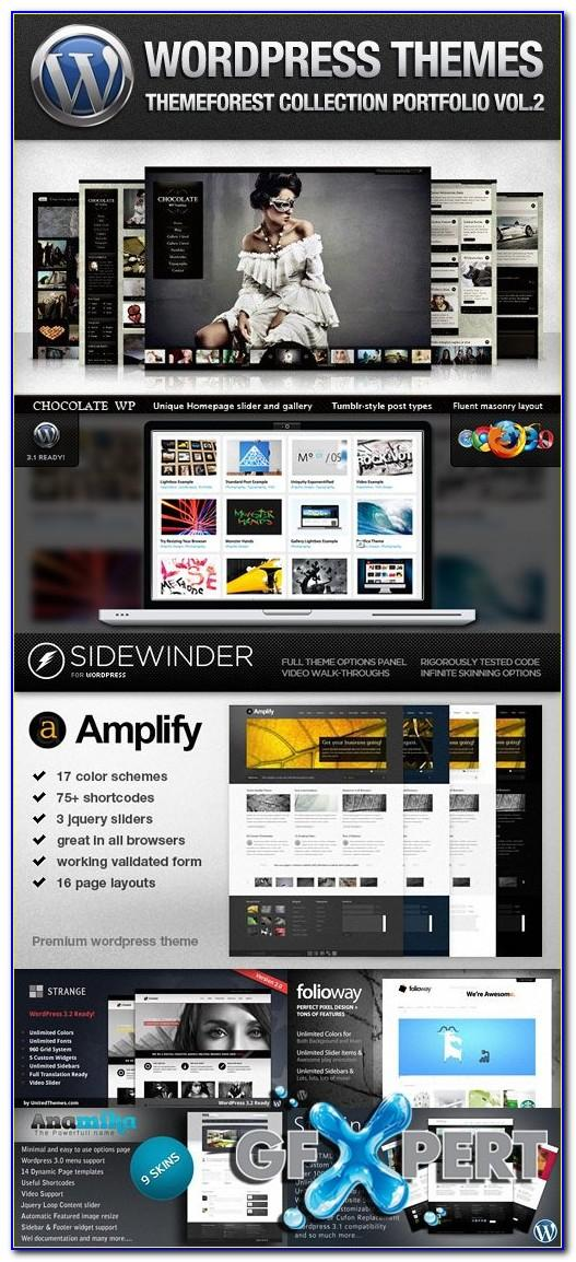 Themeforest Web Templates Free Download