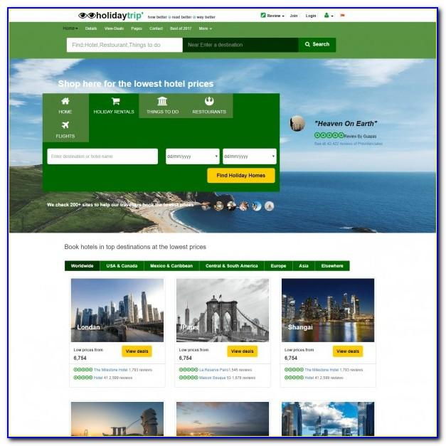 Tours And Travels Website Templates Bootstrap