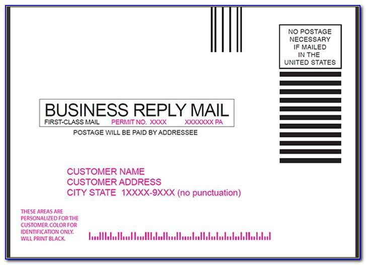 Usps Postcard Template 6 X 11