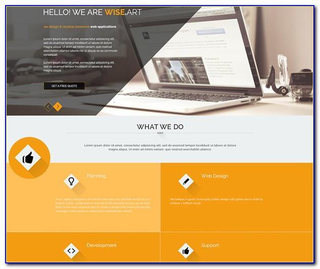 Ux Web Design Templates