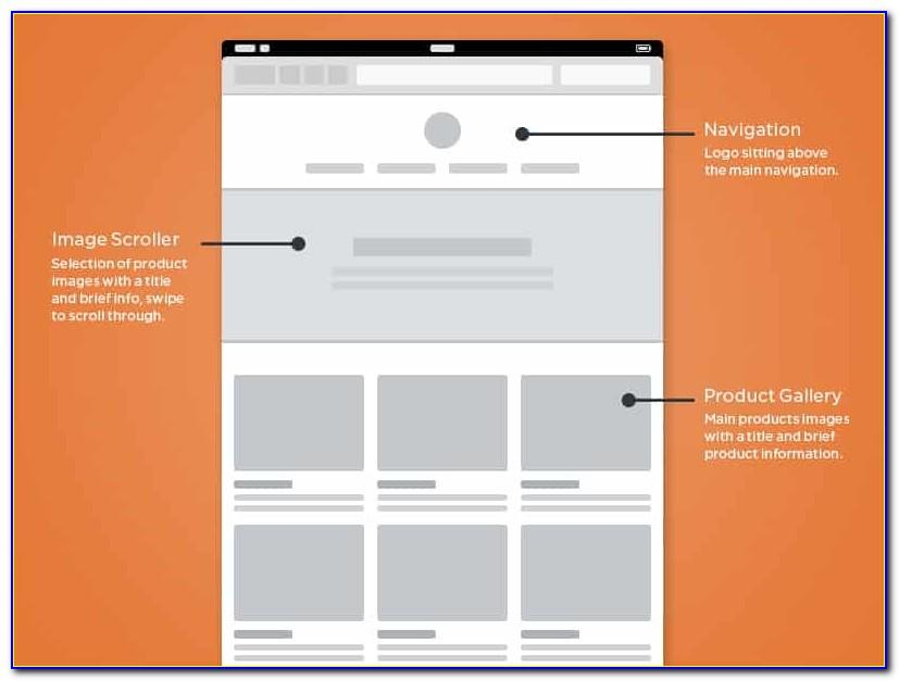Wireframe Templates For Websites