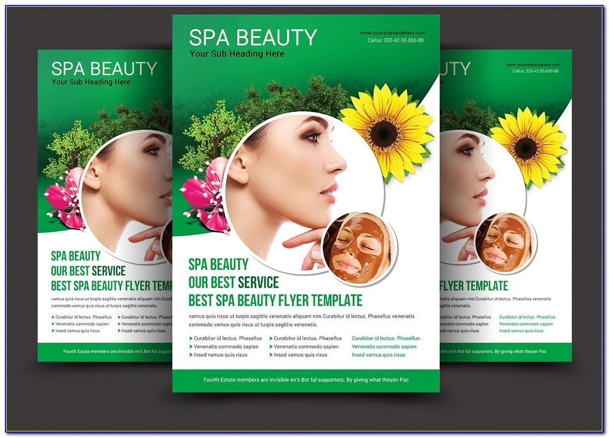 Beauty Salon Flyer Template Free Psdbeauty Salon Flyer Template Free Psd