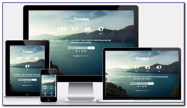 Best Responsive Websites Templates