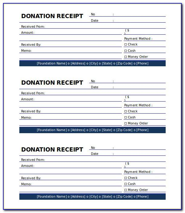 Blood Donation Template Free