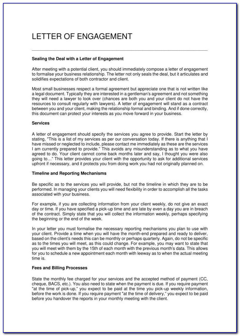 Bookkeeping Contract Agreement Template