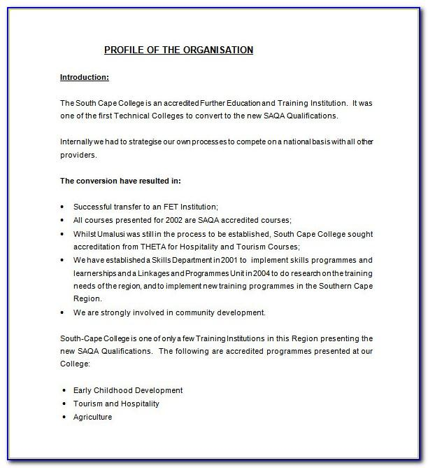 Business Proposal Templates Pdf Free Download