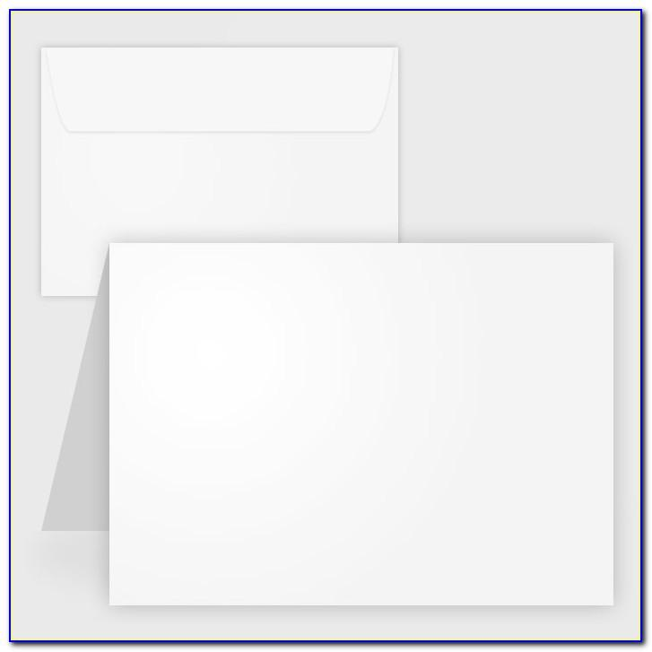 Envelope Template For 4.25 X 5.5 Card