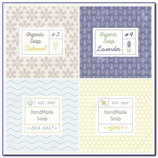 Free Printable Soap Labels Template Pdf