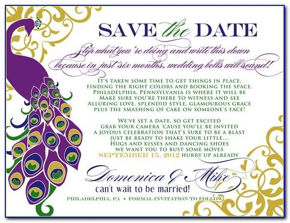 Free Save The Date Retirement Templates For Word