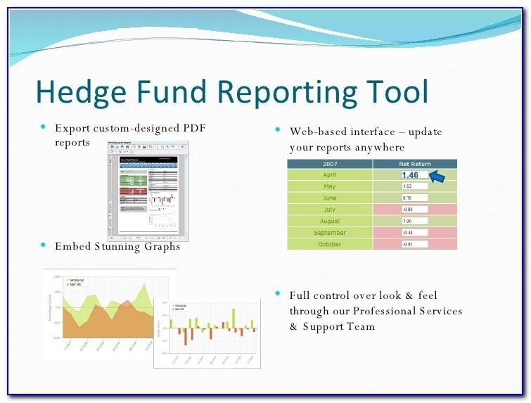 Hedge Fund Investor Presentation Template