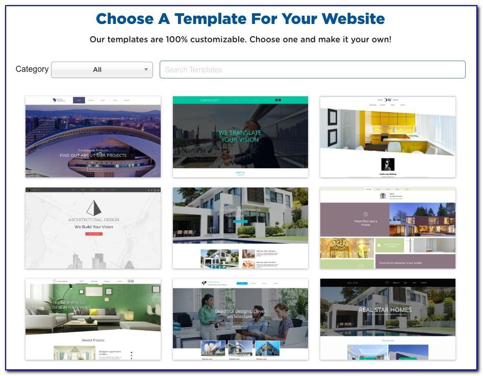 Hostgator Website Templates