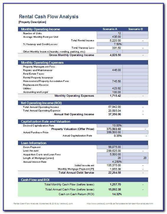 Investment Receipt Format
