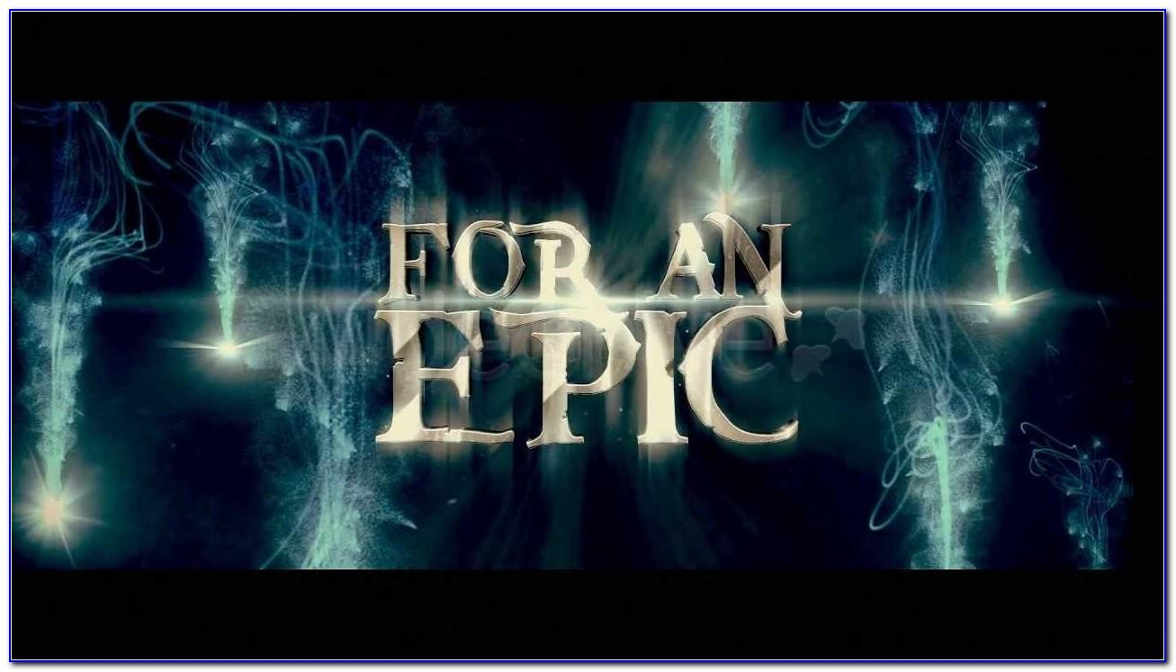 Movie Trailer Template After Effects Project Free Download