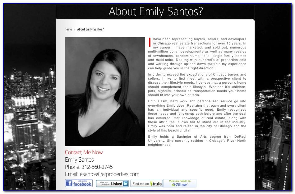 New Real Estate Agent Bio Examples