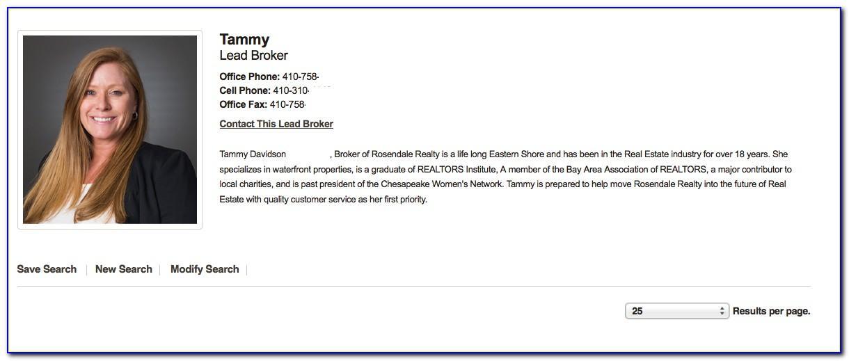 New Real Estate Agent Bio Template