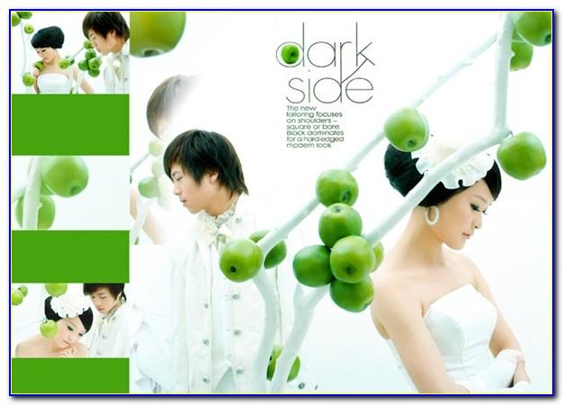 Psd Wedding Album Design Templates