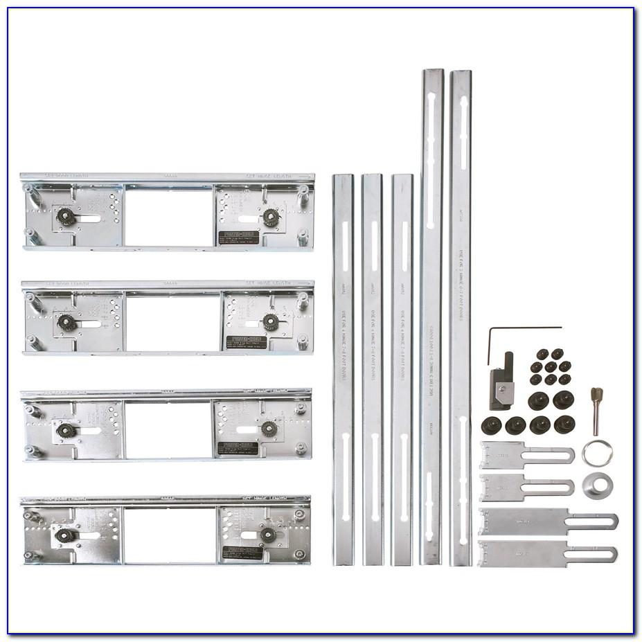 Router Hinge Template Kit