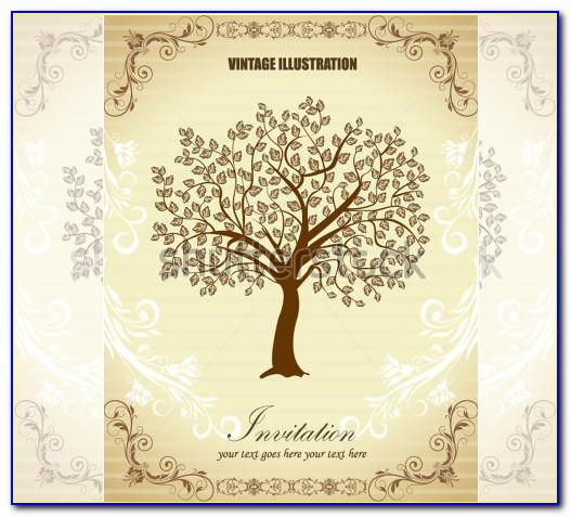Sample Family Reunion Invitations Templates