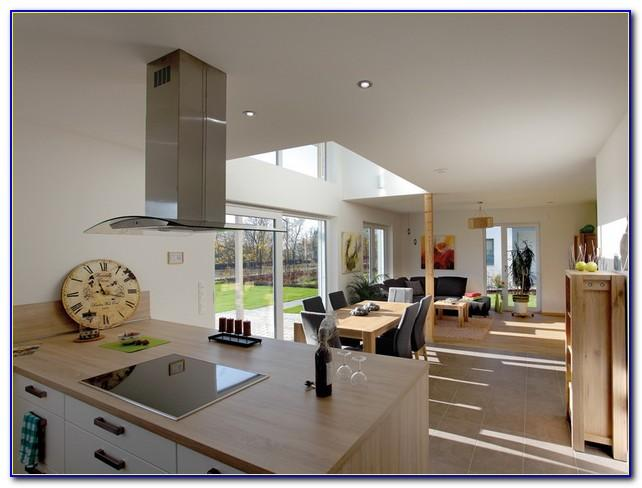 Wohnzimmer Esszimmer Und Küche In Einem Raum