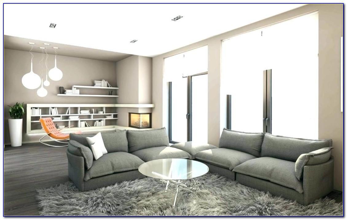 Wohnzimmer Grau Weiß Petrol