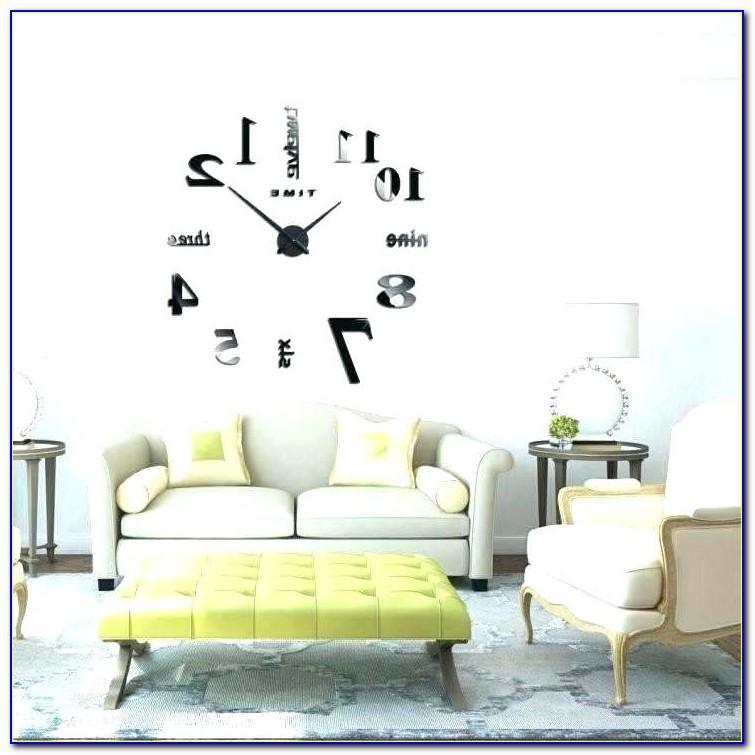 Wohnzimmer Uhren Fr Die Wand