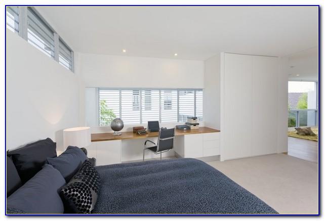 Wohnzimmer Und Bro In Einem Raum