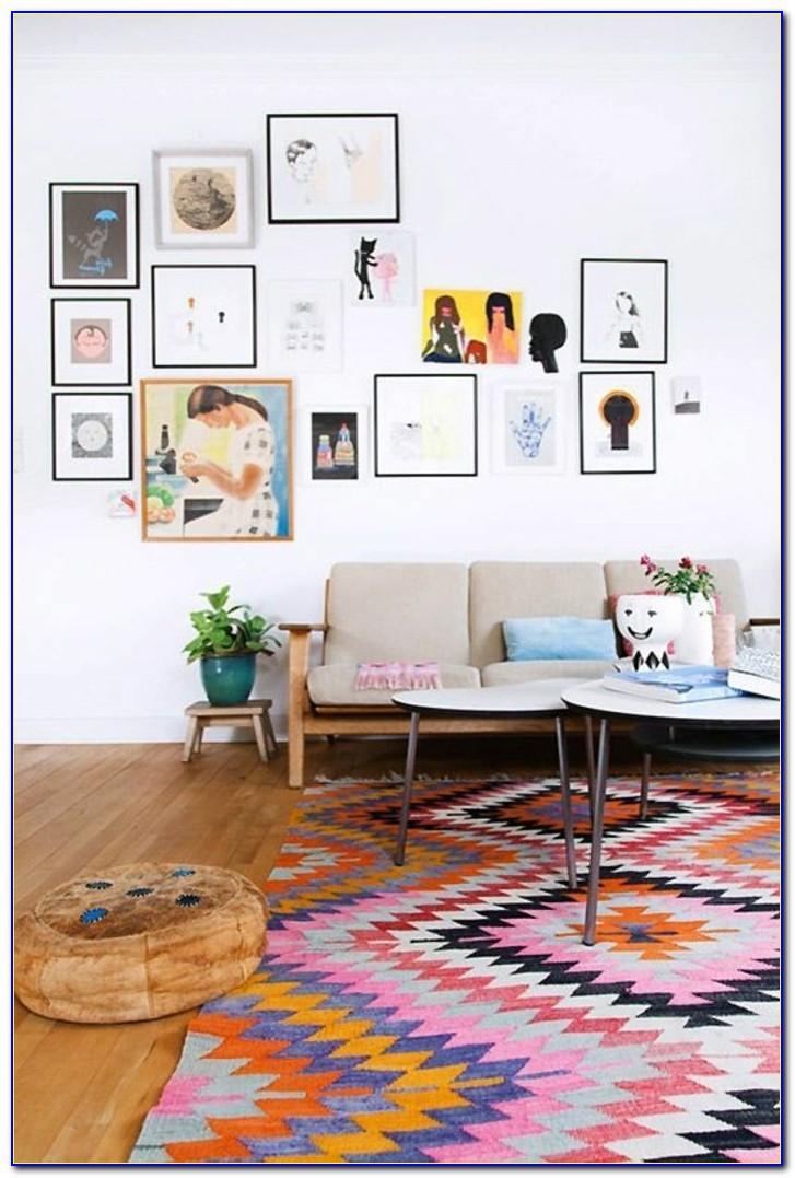 Wohnzimmer Wände Gestalten Bilder