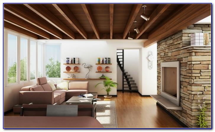 Wohnzimmer Wände Modern Streichen
