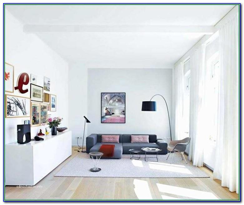 Wohnzimmer Wandgestaltung Mit Farbe