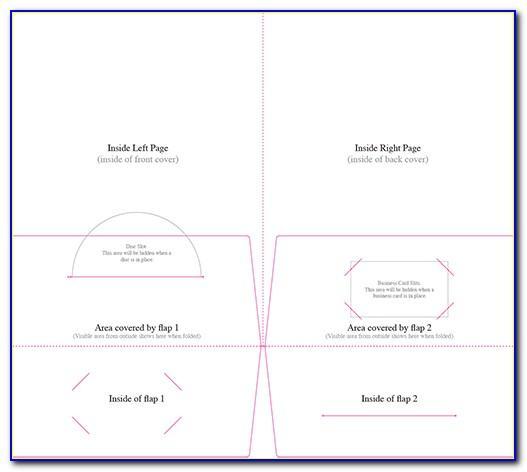 9x12 Tri Fold Brochure Template